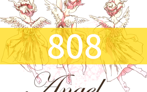 angel-number808